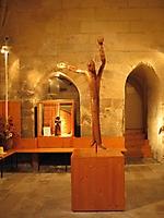 La crypte et la tour